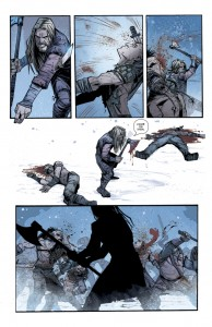 PG12 194x300 REVIEW: When the Going Gets Tough in HELHEIM #1, TRIGGER GIRL 6, SLEDGE HAMMER 44