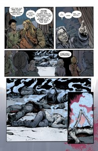 PG16 194x300 REVIEW: When the Going Gets Tough in HELHEIM #1, TRIGGER GIRL 6, SLEDGE HAMMER 44