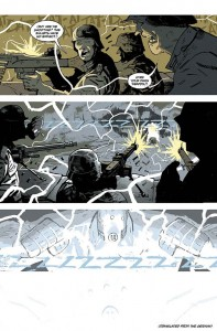 sledgehammer 44 6 197x300 REVIEW: When the Going Gets Tough in HELHEIM #1, TRIGGER GIRL 6, SLEDGE HAMMER 44